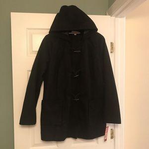 Women's Merona duffle coat NWT
